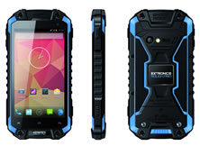 Intrinsically Safe Smartphone